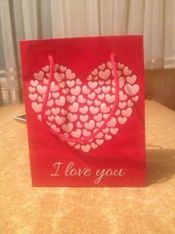 Подарок мужчине на день влюблённых