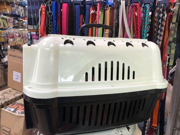 Transportadora para cães e gatos