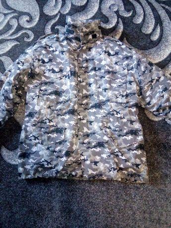 Мужская куртка в стиле М-65