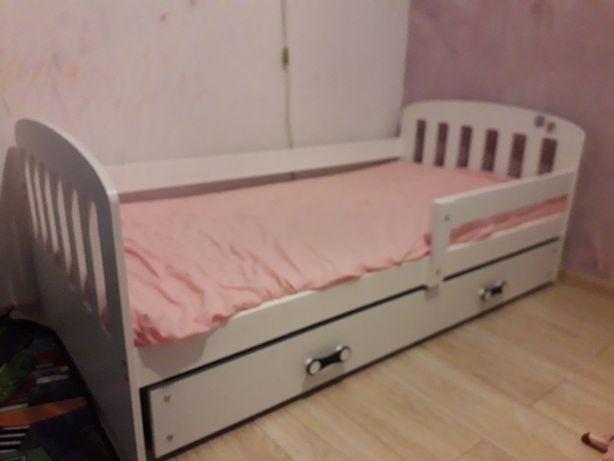 Łóżko Happy dziecięce 160x80 + szuflada