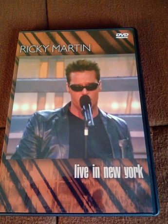Ricky Martin - LIVE IN THE NEW YORK