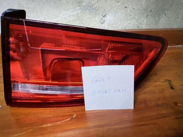 VW Golf Sportsvan TYLNA LAMPA PRAWA 510945O94K