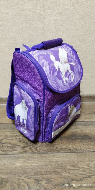 Рюкзак Zibi с единорогом