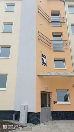 Nowe Mieszkanie w stanie developerskim