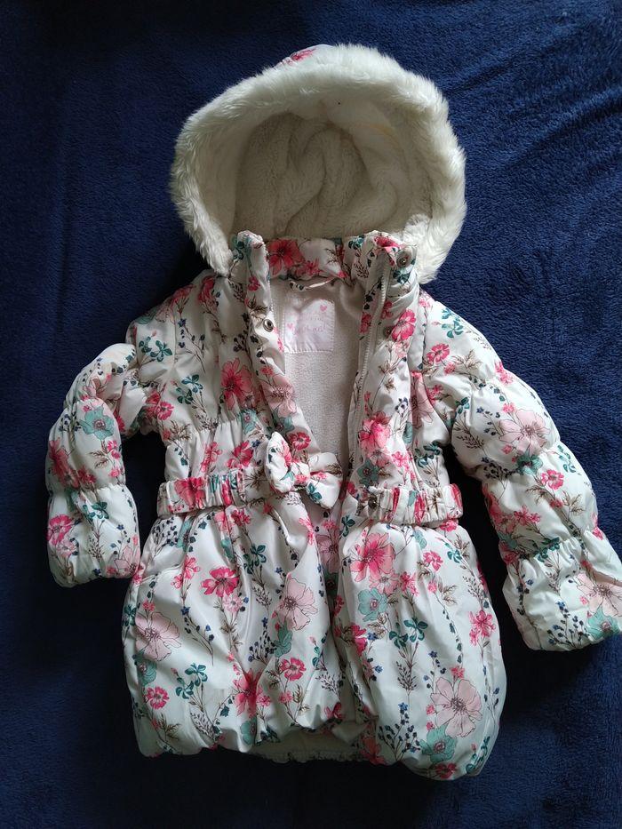 Kurtka zimowa płaszczyk 98 Pruszków - image 1