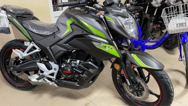Акція! Мотоцикл Лонсін Loncin LX 250-15 CR 4