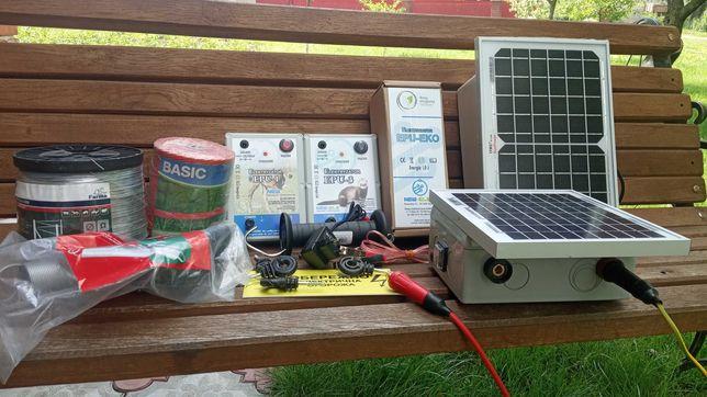 електропастух на сонячній батареї , электропастух
