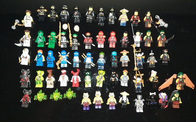 Lego figurki ninjago super zestaw OKAZJA!!!