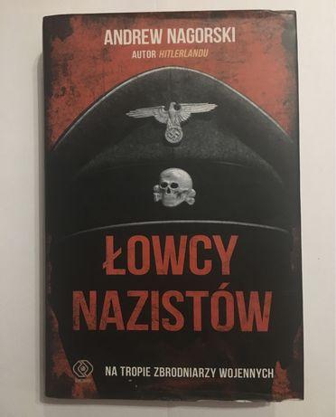 KSIĄŻKA Łowcy nazistów Andrew Nagorski