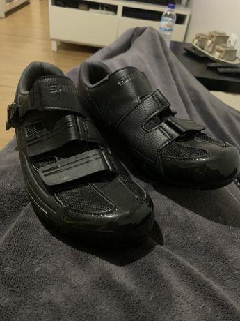 Sapatilhas de ciclismo SHIMANO tamanho 43