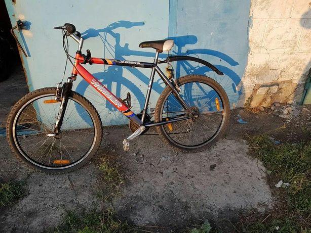 Горный велосипед Winner Viking машика shimano знаменитый