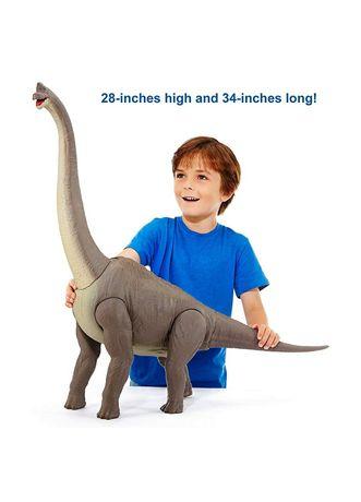 Jurassic world Brachiosaurus Огромный Брахиозавр динозавр