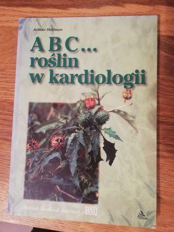 Książka ABC roślin w kardiologii, Arthur Hollman