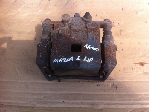 Zacisk hamulcowy lewy przód Mazda 2 07-14r