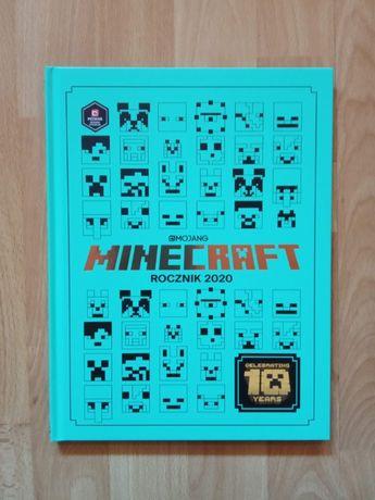 Minecraft. Rocznik 2020, Jane Riordan, Stephanie Milton