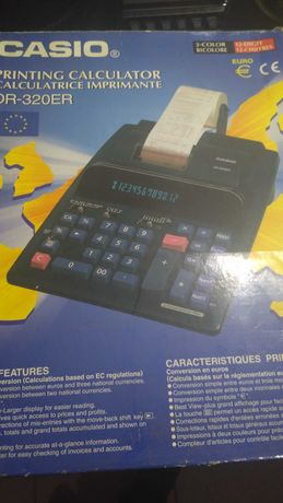 maquina de calcular CASIO
