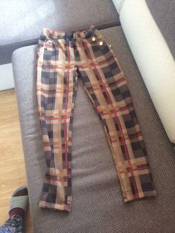 Spodnie 146 dziewczęce