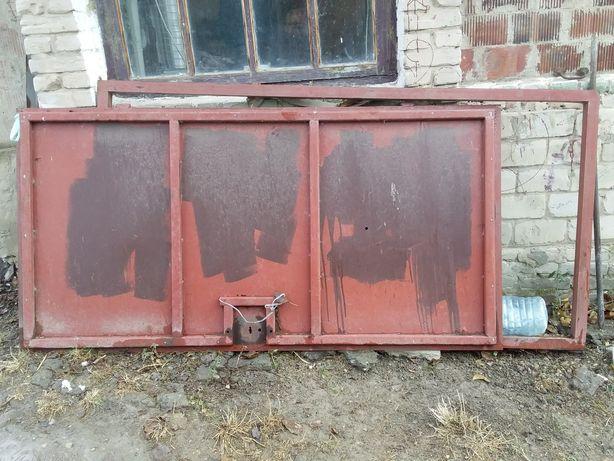 Дверная Калитка с Рамой на улицу