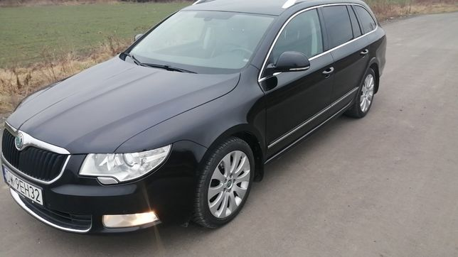 Skoda Superb 2.0 tdi 170 Km