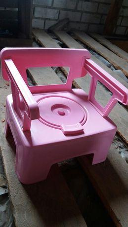Детский горшок стульчик