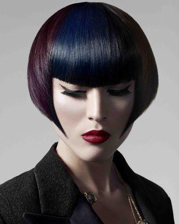 Окрашивание волос стрижки любой сложности