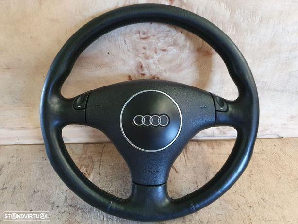 Volante - Audi A4 B6 Cabrio - Em Pele