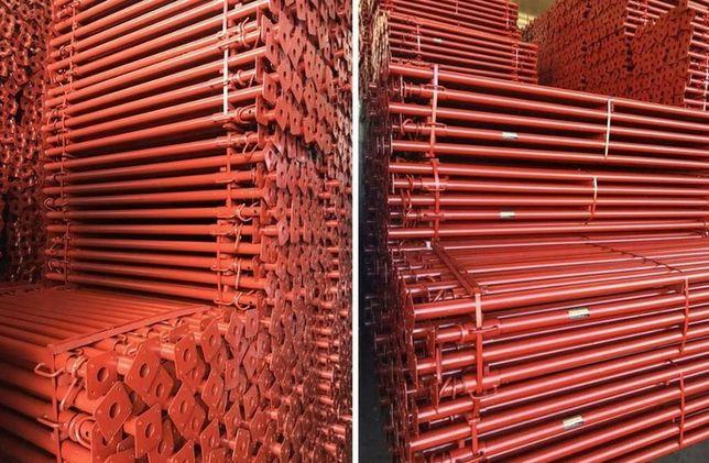 STEMPLE PODPORY stropowe szalunki 2-3,6 m NOWE sztyce