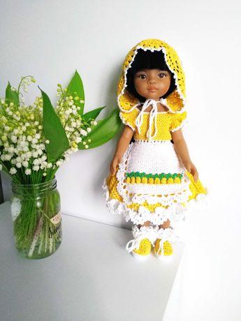 Наряд на куклу Паола Рейна