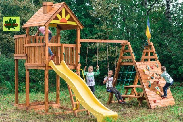 Детская игровая площадка Лидер (Самая продаваемая)
