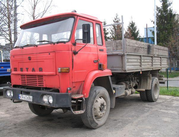 Usługi transportowe wywrotką --> Żwir, piasek, kamień, drewno