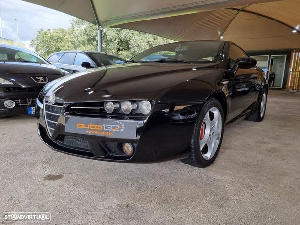 Alfa Romeo Brera 2.4 JTD Skyview IUC Antigo