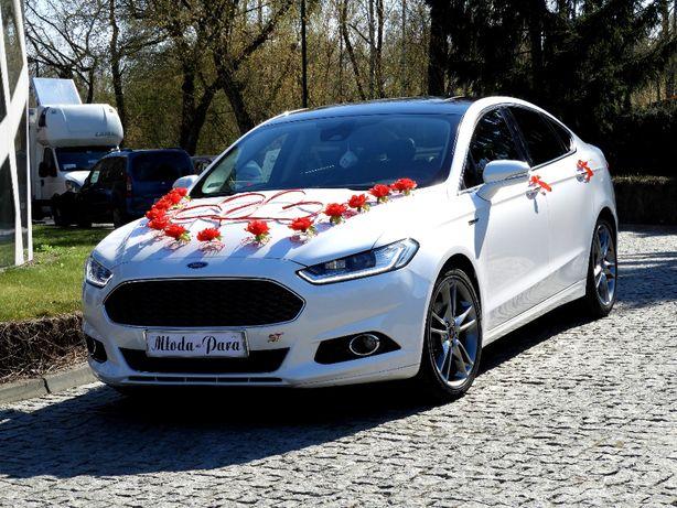 Samochód do ślubu - Ford Mondeo MK5 ST Line - 100 zł