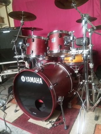 Yamaha stage custom nouveau oak