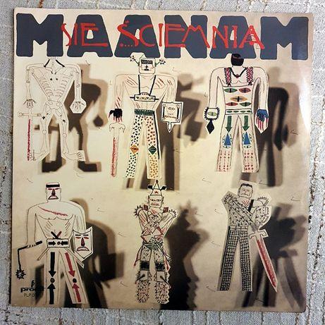 Maanam- Sie Ściemnia 1989 NM- Super stan !