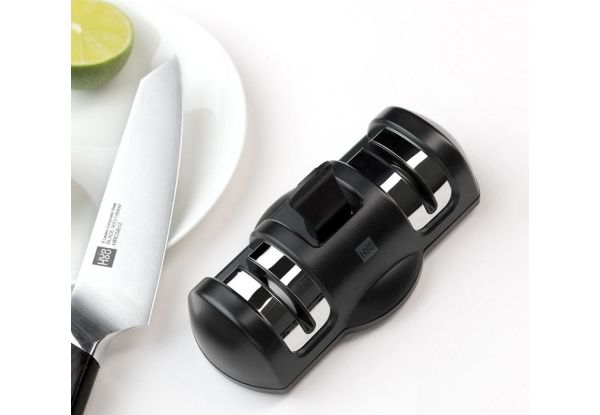 Точилка для ножей Xiaomi Huo Hou Knife Sharpener оригинал!