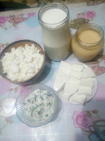 Козье молочко и продукты