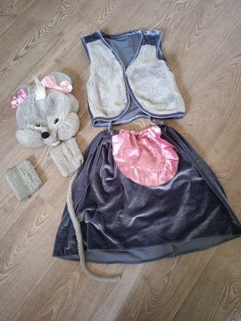 Новорічний костюм мишки на 3-5років
