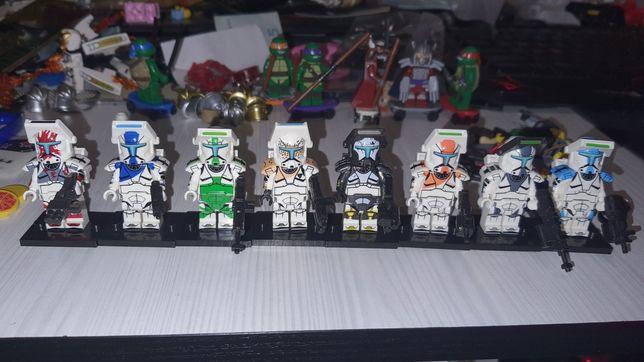 Фигурки для Lego Лего Звездные войны Star Wars