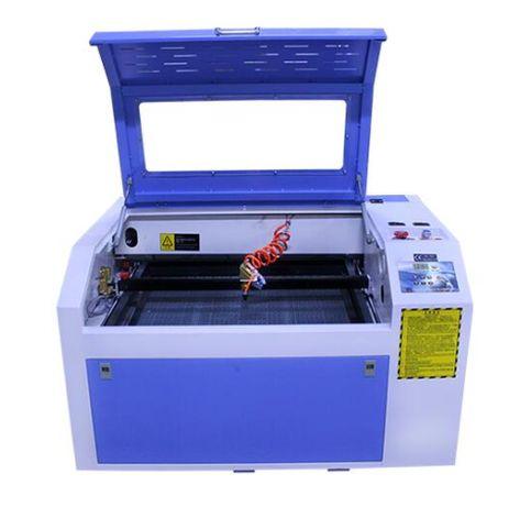 Laser co2 50w ploter laserowy 4060 50w od reki 24m