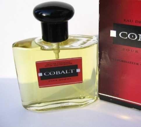 Coty Cobalt woda kolońska 100ml nowa oryginał