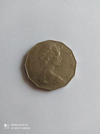 Австралія 50 центів 1978 р.