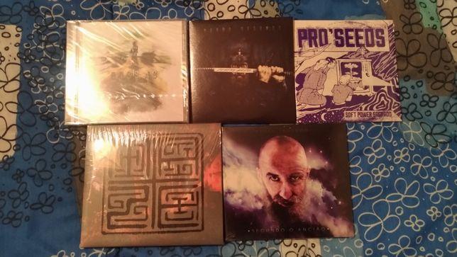 CD's Hip Hop Tuga