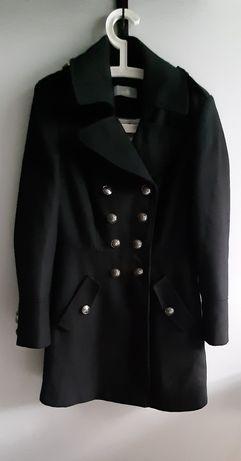 Płaszcz czarny Nowy
