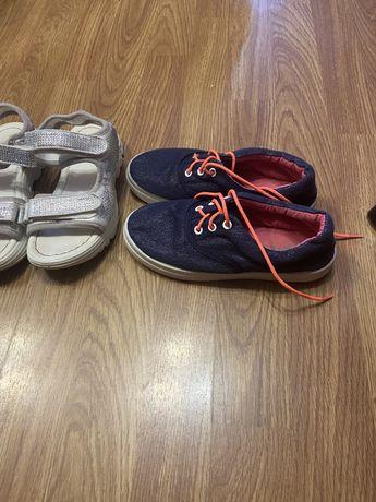 Обувь 31-32 для девочки