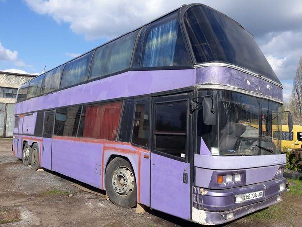 Автобус Neoplan N122, двухэтажный