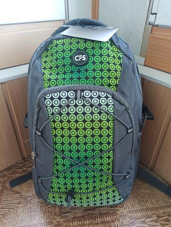 Новый Рюкзак Сool For School 46х36х16 см 26.5 л Серый (CF86504)