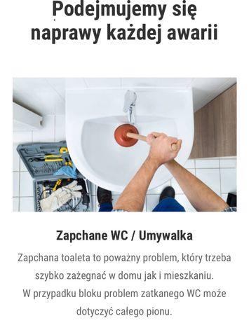 Hydraulik24 Pogotowie kanalizacyjne Gdynia,Gdansk,Sopot i okolice 24/7