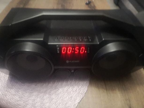 Czarny Boombox - radio