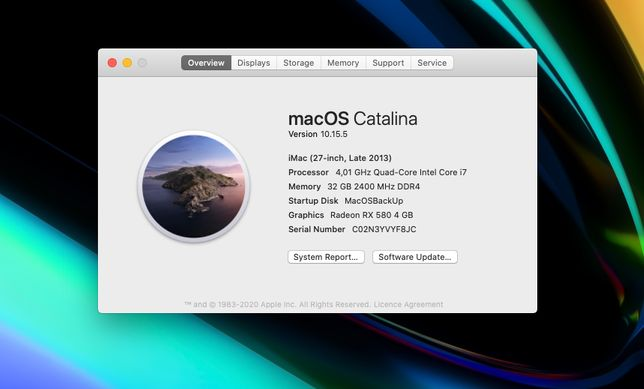 Мощный Hakintosh i7 4GHz WiFi (Компьютер MacBook iMac MacMini MacPro)