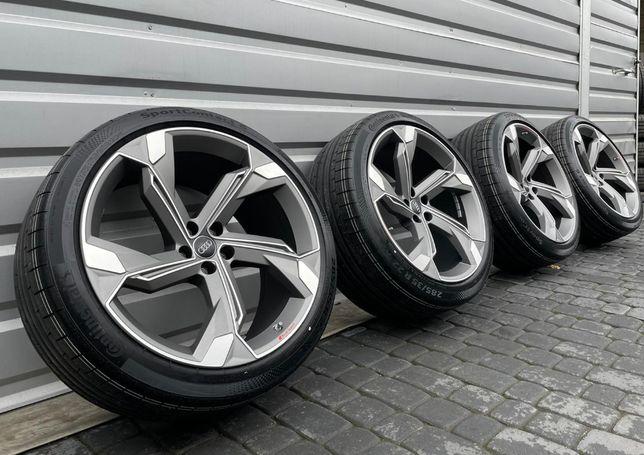 FABRYCZNIE NOWE Oryginalne Koła Audi 22 RS6 RS7 Q7 SQ7 Q8 SQ8 E-Tron